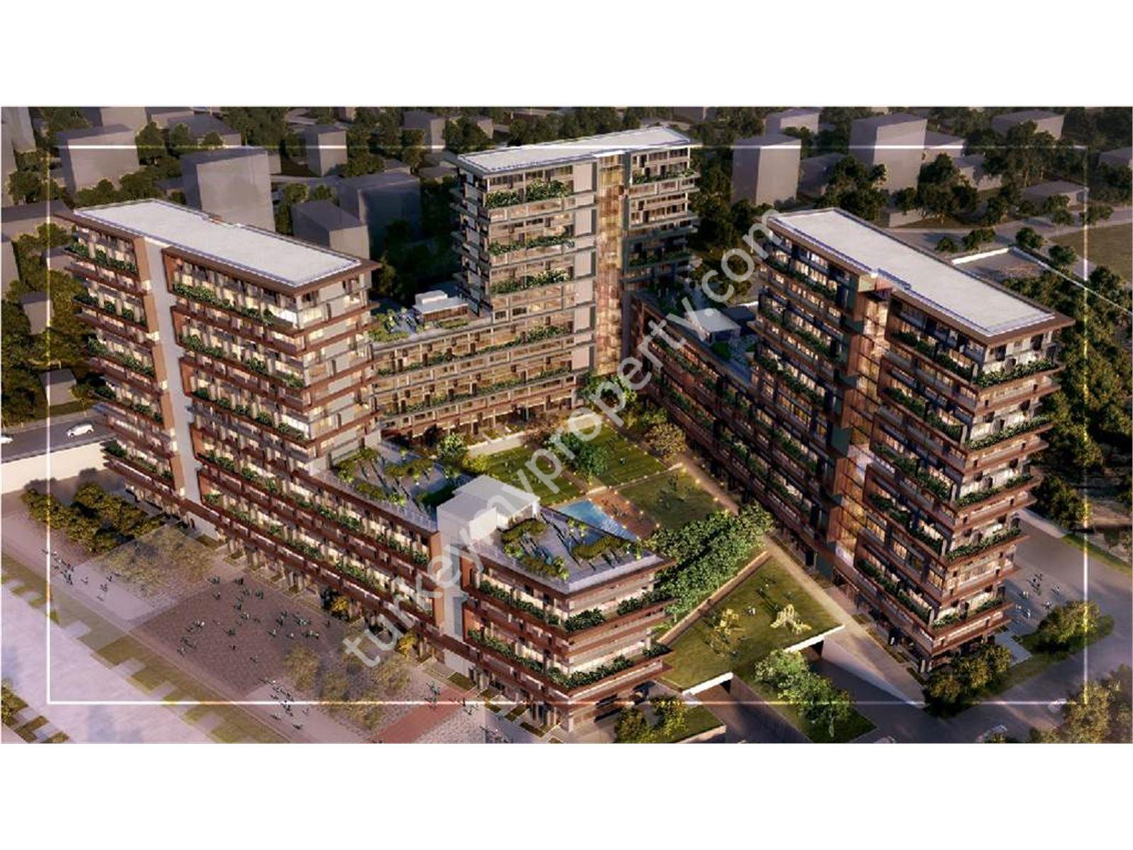 5-Star completed apartments for sale in Istanbul - Topkapı