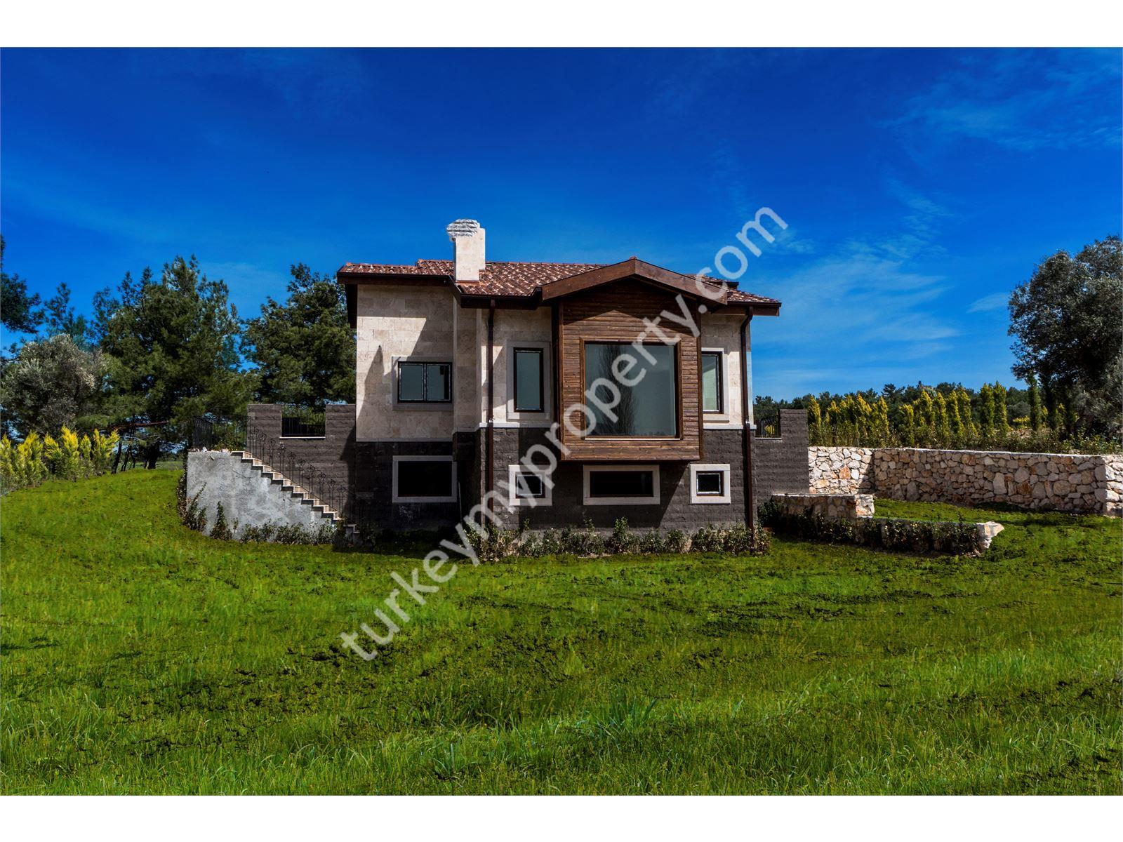 Nature garden villas in URLA for sale