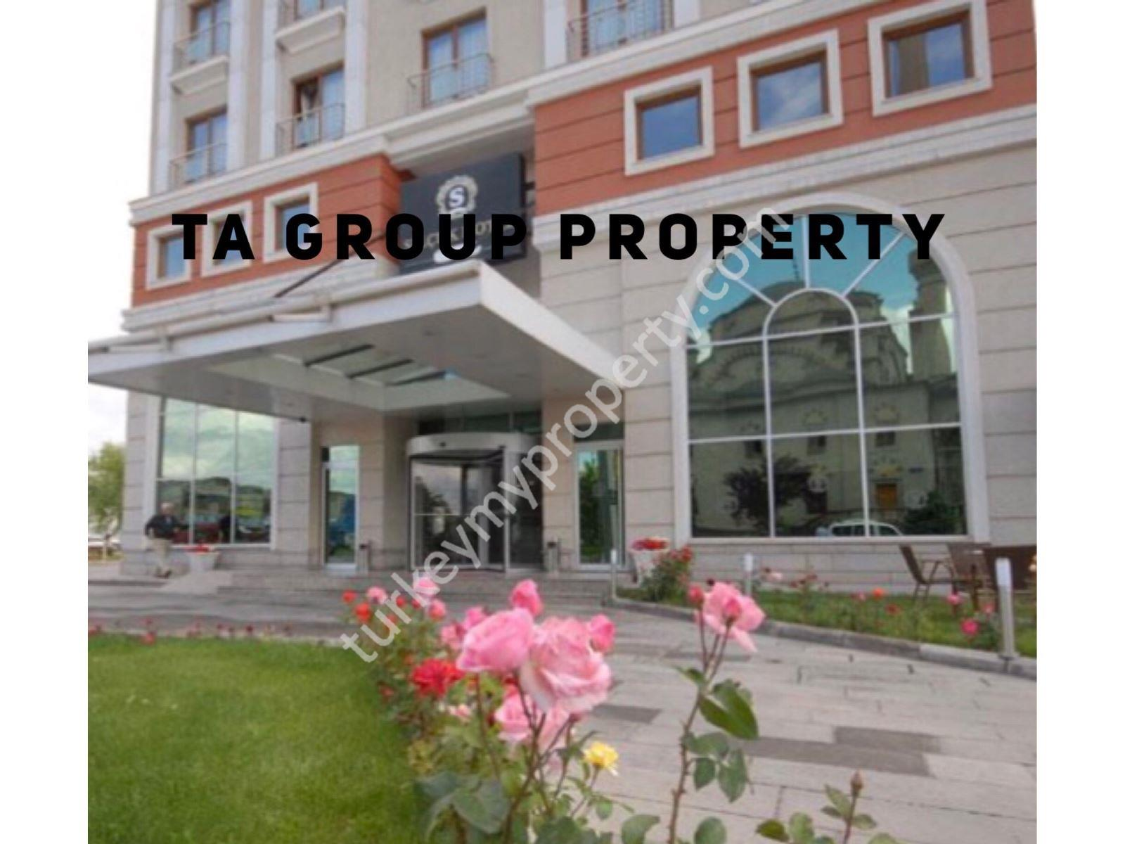 HOTEL FOR SALE IN KAYSERİ