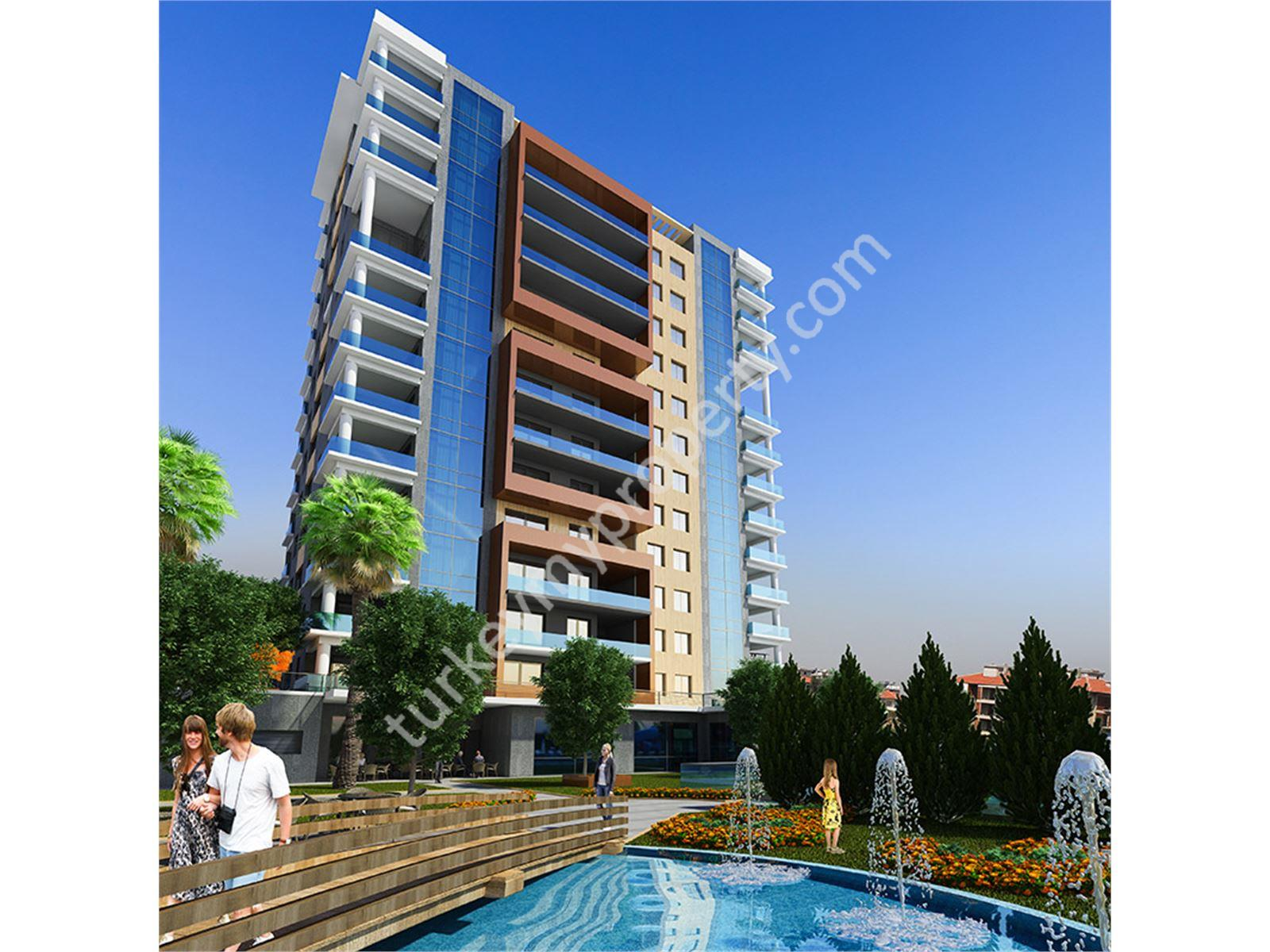 Salihli lifestyle residences with excellent facilities
