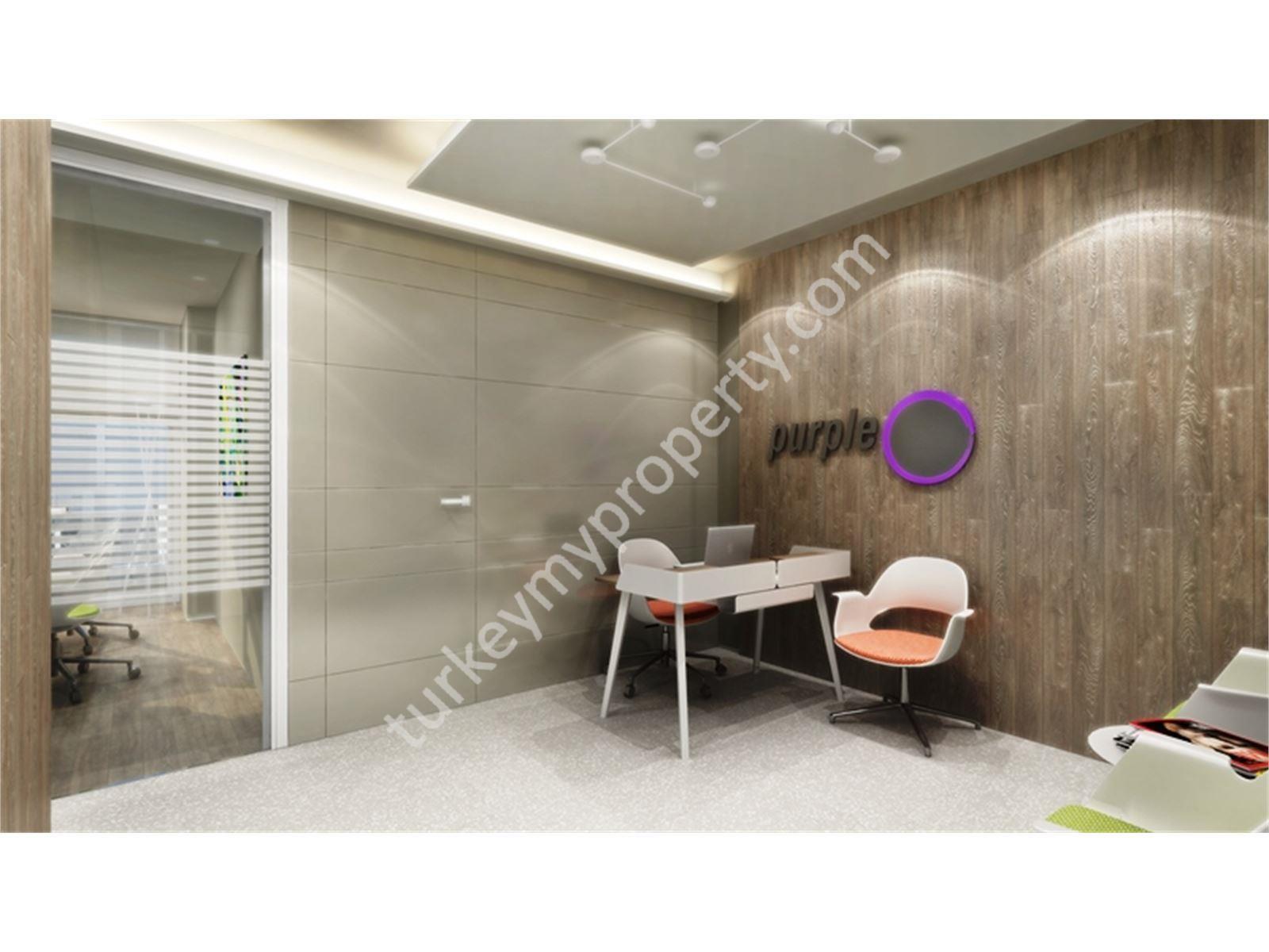 Custom design offices in Mersin