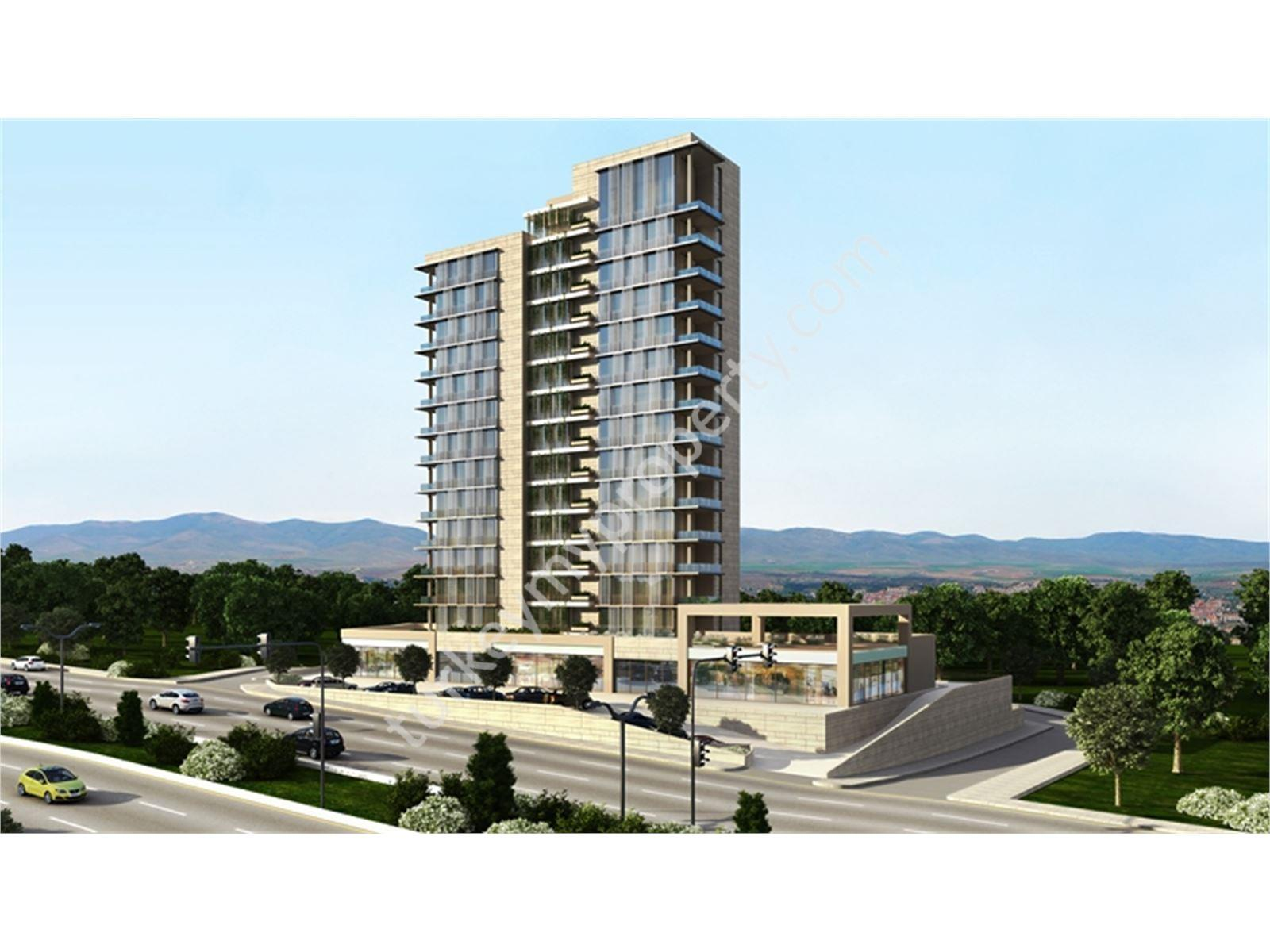 Luxury Tower Apartments in Mersin
