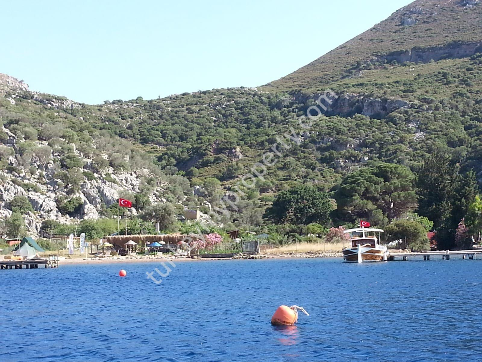 The field at Marmaris for investment