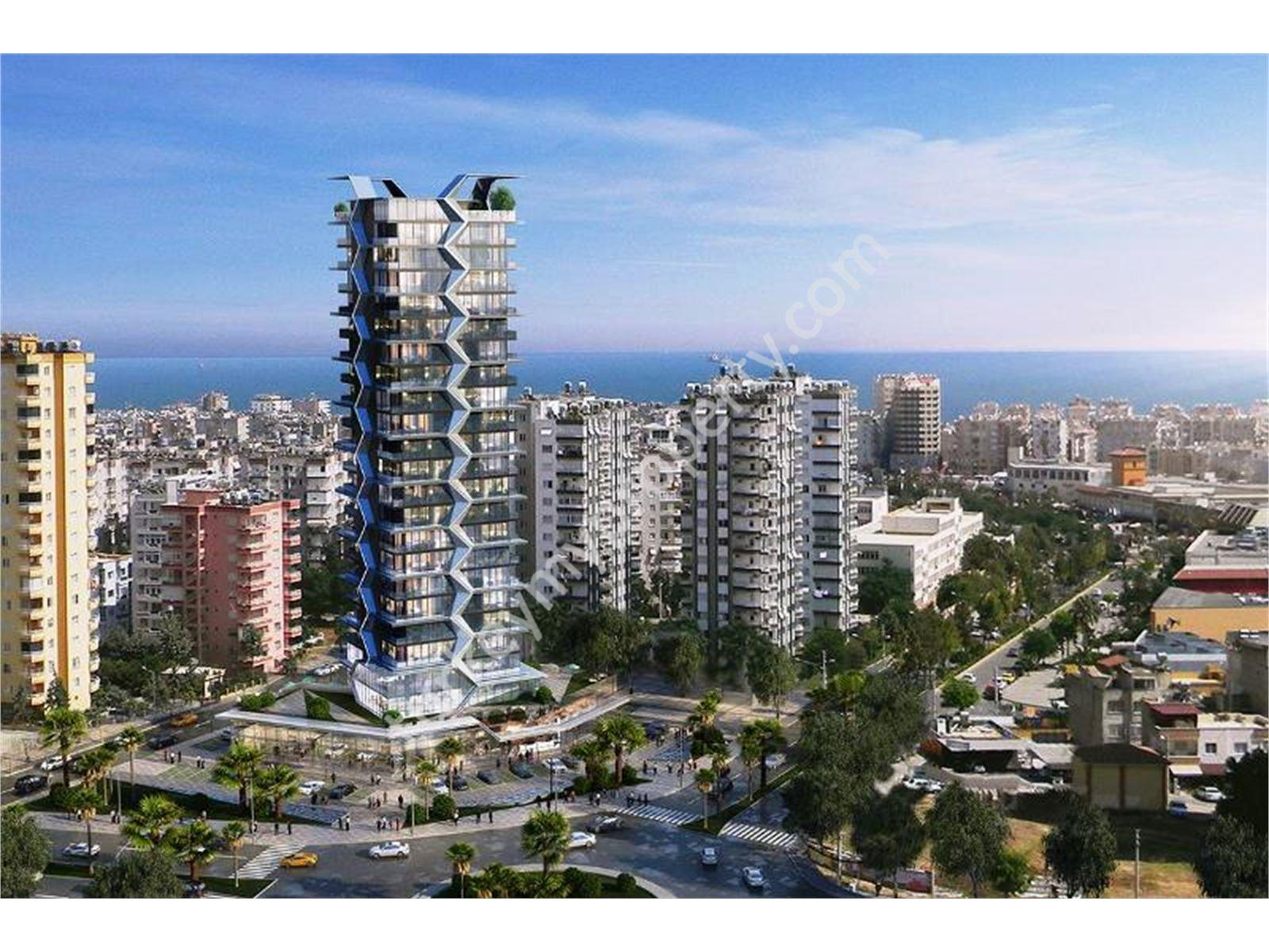 Prestigious and Luxury Offices In The Hearth of Mersin City